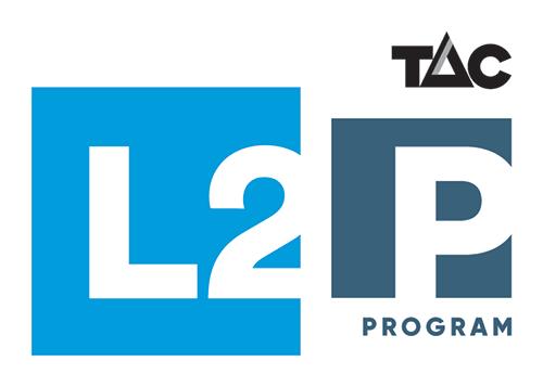 L2P logo