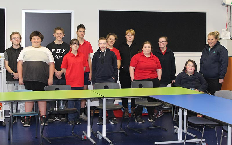 Employer engagement program highlights career options for Stawell students