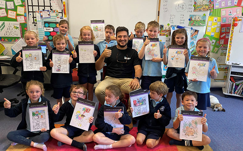 The Resilience Project heads back to Ararat